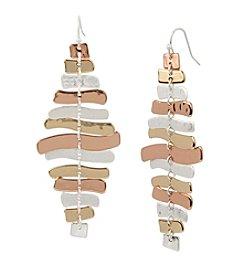 Robert Lee Morris Soho™ Sculptural Stick Chandelier Earrings