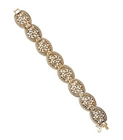 Lucky Brand® Lace Openwork Link Bracelet