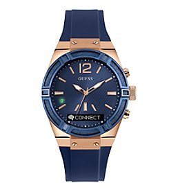 GUESS Connect Blue Smart Watch, 41mm