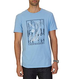 Nautica® Men's J Class Graphic Short Sleeve Tee