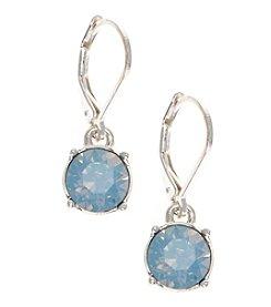 Gloria Vanderbilt™ Small Drop Earrings