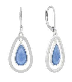 Gloria Vanderbilt™ Orbital Drop Earrings
