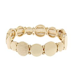 Gloria Vanderbilt™ Disc Stretch Bracelet