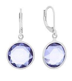 Gloria Vanderbilt™ Drop Earrings