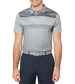 PGA TOUR® Men's Ombred Pairing Chest Stripe Polo