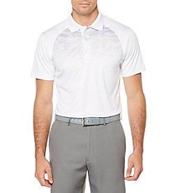PGA TOUR® Men's Pixelated Camo Print Polo