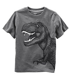 Carter's® Boys' 2T-8 Short Sleeve Dino Tee