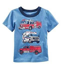 Carter's® Boys' 2T-8 Short Sleeve Rescue Tee