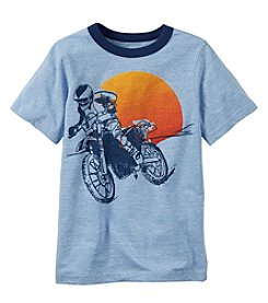 Carter's® Boys' 4-8 Short Sleeve Go Fast Tee