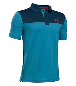 Under Armour® Boys' 8-20 Perfect Polo