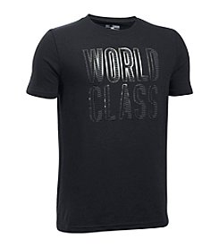 Under Armour® Boys' 8-20 World Class Tee