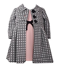 Bonnie Jean® Baby Girls' Dress and Jacket