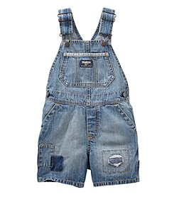 OshKosh B'Gosh® Baby Boys' Dakota Wash Shortalls