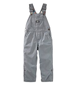 OshKosh B'Gosh® Baby Boys' Overalls with Plaid Lining