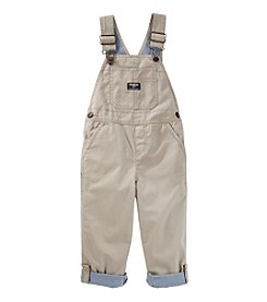 OshKosh B'Gosh® Baby Boys' Overalls with Striped Lining