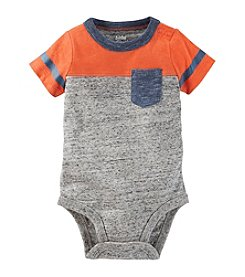OshKosh B'Gosh® Baby Boys' Short Sleeve Bodysuit