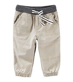 OshKosh B'Gosh® Baby Boys' Safari Khaki Joggers