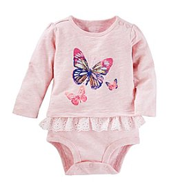 OshKosh B'Gosh® Baby Girls' Butterfly Bodysuit