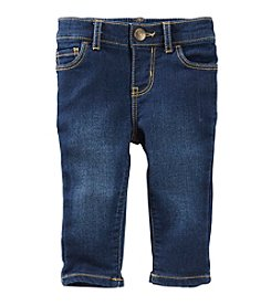 OshKosh B'Gosh® Baby Girls' Knit Denim Pants