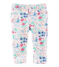 OshKosh B'Gosh® Baby Girls' Floral Pants