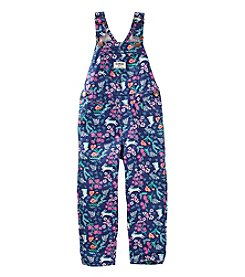 OshKosh B'Gosh® Baby Girls' Multi Floral Printed Overalls