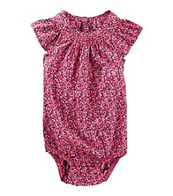 OshKosh B'Gosh® Baby Girls' Confetti Printed Bodysuit