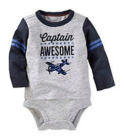 OshKosh B'Gosh® Baby Boys' Awesome Long Sleeve Bodysuit