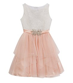 Rare Editions® Girls' 7-16 Ballerina Dress