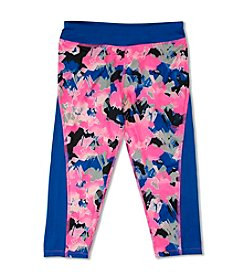 PUMA® Girls' 7-16 Printed Capri