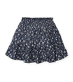 Polo Ralph Lauren® Girls' 7-16 Floral Skirt