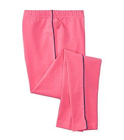 Polo Ralph Lauren® Girls' 2T-6X Piped Leggings