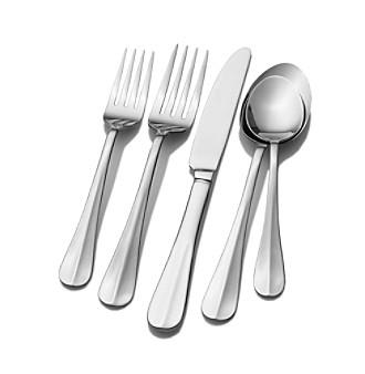 simplicity flatware set