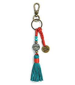 The Sak® Pax Bead Tassel Keychain