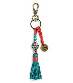 The Sak® Pax Bead Tassel Keychain