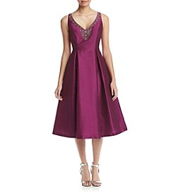 Adrianna Papell® Casablanca Fit And Flare Dress