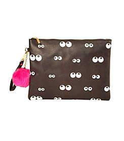 Imoshion Peepers Wristlet with Pom Pom