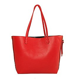 Imoshion Large Reversible Tote with Wristlet