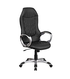 Flash Furniture High Back Vinyl Executive Swivel Office Chair