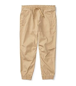 Polo Ralph Lauren® Boys' 2T-7 Solid Joggers