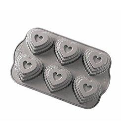 Nordic Ware® Tiered Heart Cakelet Pan