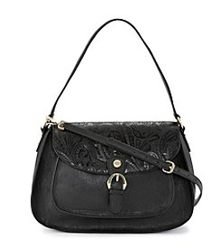Calvin Klein PVC Shoulder Bag