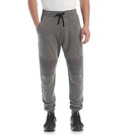 William Rast® Men's Moto Fleece Joggers