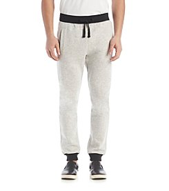 William Rast® Men's Speckled Fleece Joggers