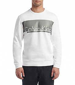 Calvin Klein Men's Long Sleeve Solid Pullover