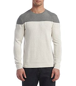 Calvin Klein Men's Colorblock Sweater