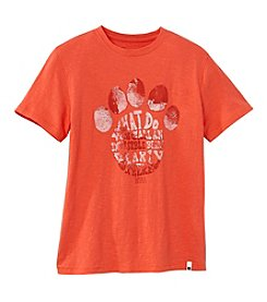 Lucky Brand® Boys' 8-20 Big Paw Short Sleeve Printed Tee