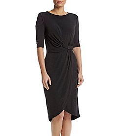 Ivanka Trump® Matte Jersey Dress