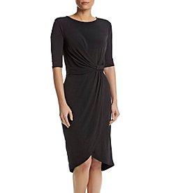 Ivanka Trump® Matte Jersey Dress