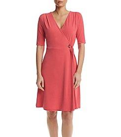 Ivanka Trump® Side Tie Dress