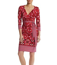 Adrianna Papell® Wrap Dress